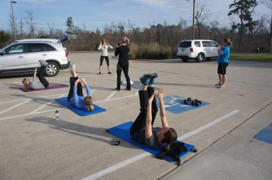 Crunches - Mobile Personal Training - Spring Texas and The Woodlands