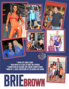 Brie - Spry Trainers & Fit Club 24 Personal Trainer