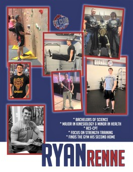 Ryan - Spry Trainers & Fit Club 24 Personal Trainer
